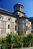 Cozia monastery Royalty Free Stock Photos
