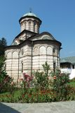 Cozia monastery Royalty Free Stock Photos