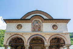 Cozia Monastery Stock Photography