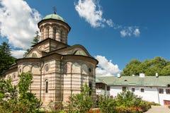 Cozia Monastery Royalty Free Stock Photography