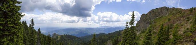 Cozia mountain Royalty Free Stock Photo