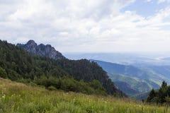 Cozia mountain Royalty Free Stock Photos