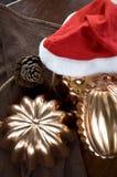 Cozimento para o Natal Foto de Stock Royalty Free