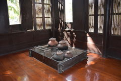 Cozimento tradicional de Tailândia Foto de Stock Royalty Free