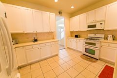 Cozinha Fotos de Stock Royalty Free