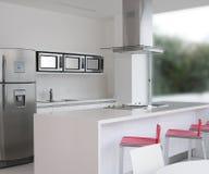 Cozinha. imagens de stock
