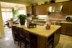 Cozinha 2372 Imagem de Stock Royalty Free