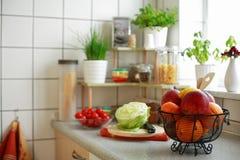 Cozinha Fotografia de Stock