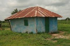 Cozinha africana rural Fotos de Stock Royalty Free