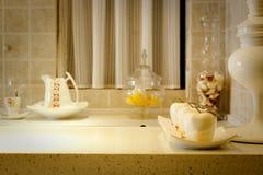 Cozinha agradável Fotos de Stock Royalty Free
