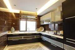 Cozinha agradável Foto de Stock Royalty Free