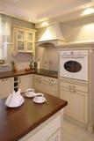 Cozinha clássica Fotografia de Stock