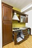 Cozinha clássica foto de stock royalty free