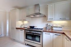 Cozinha contemporânea Imagens de Stock