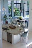 Cozinha de gama alta 2 Imagens de Stock