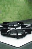 Cozinha do fogão Imagem de Stock