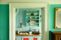 Cozinha do islandês do vintage Imagens de Stock