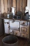 Cozinha do vintage Fotos de Stock