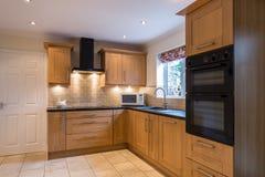 Cozinha doméstica Imagens de Stock Royalty Free