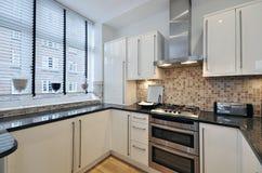 Cozinha esperta Fotografia de Stock