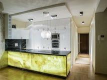 Cozinha home Imagem de Stock
