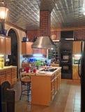 Cozinha ideal Foto de Stock Royalty Free