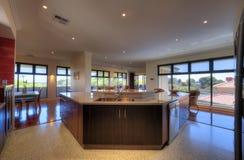 Cozinha impressionante de 2 andares Imagem de Stock Royalty Free