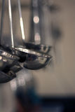 Cozinha industrial 002 Foto de Stock