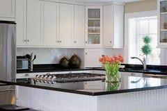 Cozinha interior Imagem de Stock Royalty Free