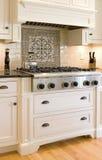 Cozinha interior Imagens de Stock Royalty Free