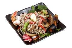 Cozinha japonesa Imagens de Stock Royalty Free