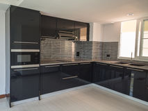 Cozinha, moderna, Fotos de Stock
