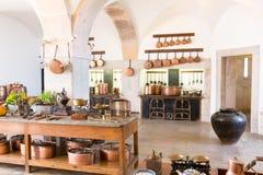 Cozinha retro foto de stock royalty free