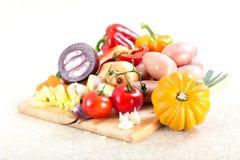 Cozinha. Vegetais Imagem de Stock Royalty Free