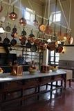 Cozinha velha Fotografia de Stock