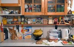 Cozinha velha foto de stock royalty free