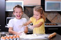 Cozinhando Foto de Stock