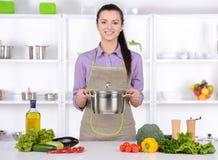 Cozinhando Fotos de Stock
