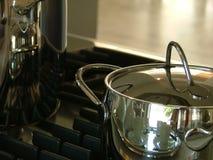 Cozinhando detalhes Foto de Stock Royalty Free
