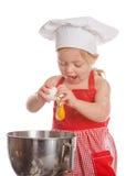 Cozinhando o divertimento! fotografia de stock
