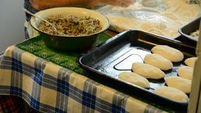 Cozinhando tortas de carne filme