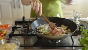 cozinhar video estoque