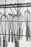 Cozinhar whisk imagem de stock royalty free