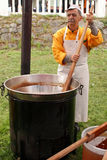Cozinheiro Fotos de Stock