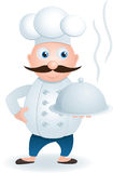 Cozinheiro chefe Ilustração Royalty Free