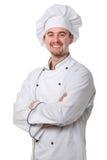 Cozinheiro chefe Fotos de Stock