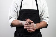 Cozinheiro chefe Fotografia de Stock Royalty Free