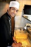 Cozinheiro chefe Imagens de Stock