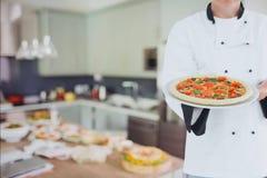 cozinheiro chefe 14 Foto de Stock Royalty Free