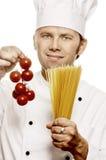 Cozinheiro chefe Serie Imagem de Stock Royalty Free